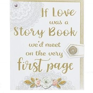 Ganz Fairytale Wedding Decorative Plaque